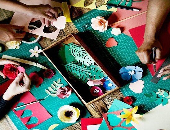 paper craft for children