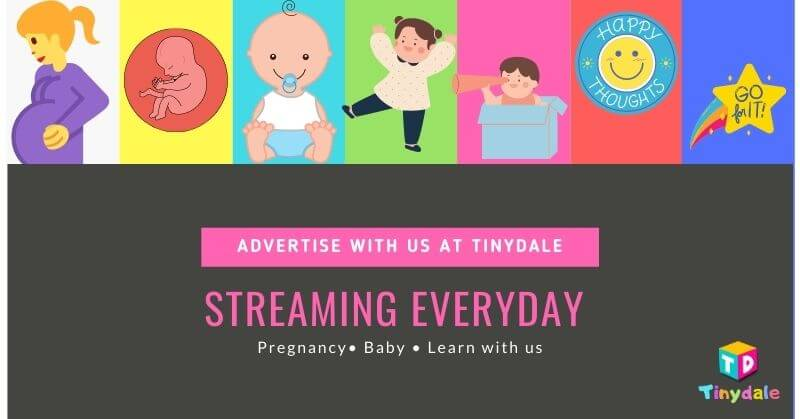 Advertise With us at tinydale