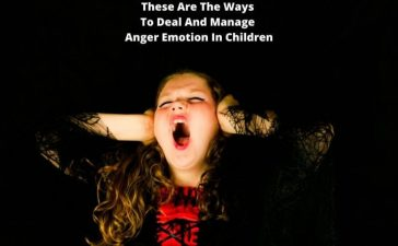 Anger in children