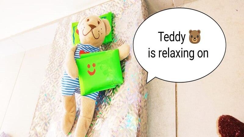 Bed craft idea