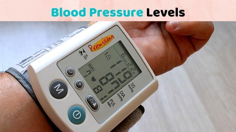 Blood pressure Levels in healthy pregnancy