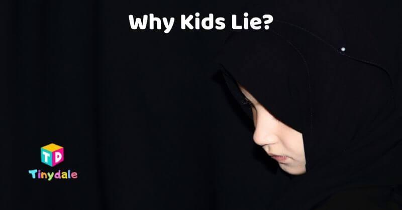 Child Is Lying