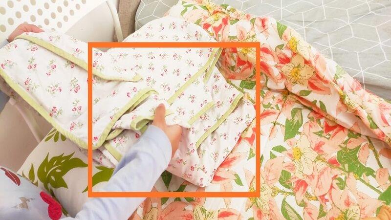 Folding sheet as chores