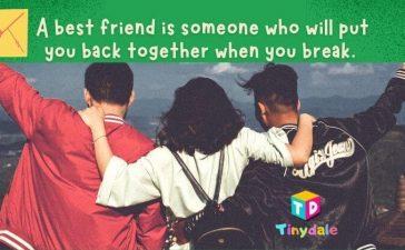 Friendship card ideas