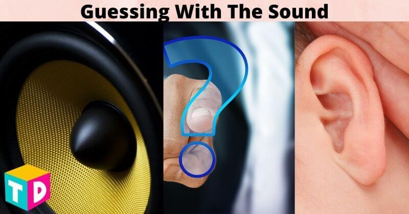 Guessing With The Sound - book reading - tinydale