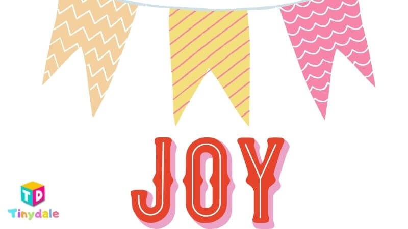 Joy in International day of happiness