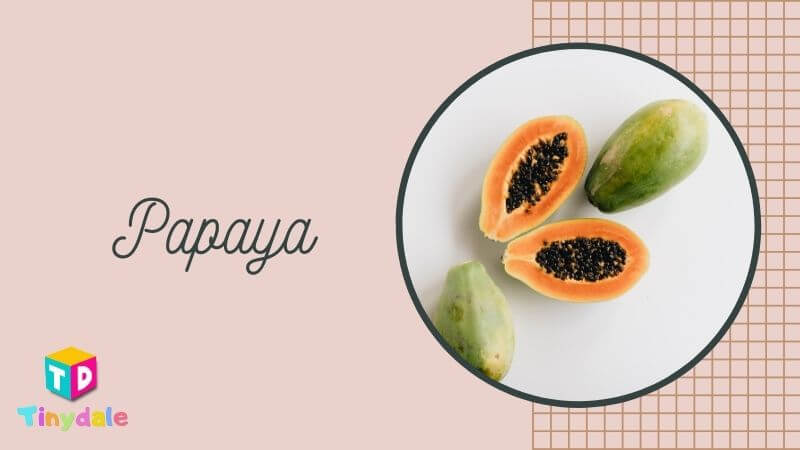 Papaya Foods to increase Breast Milk - tinydale
