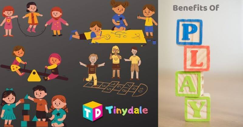 benefits of play - tindale