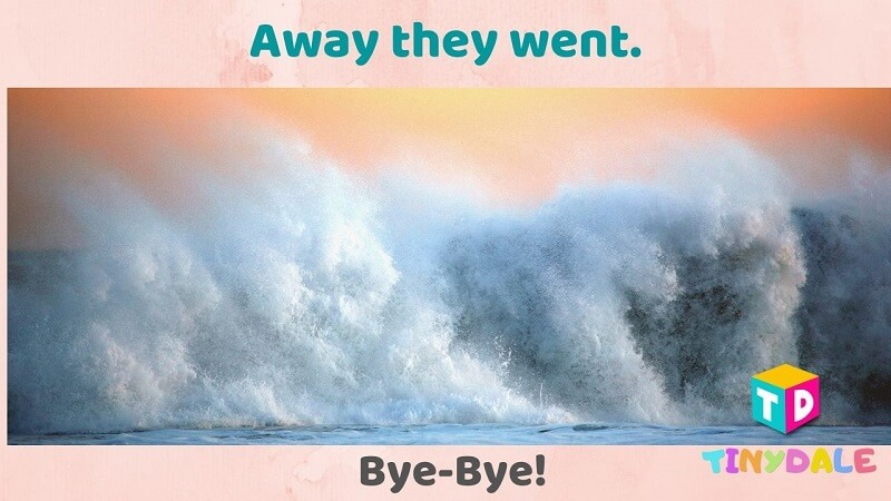 bye bye to wind