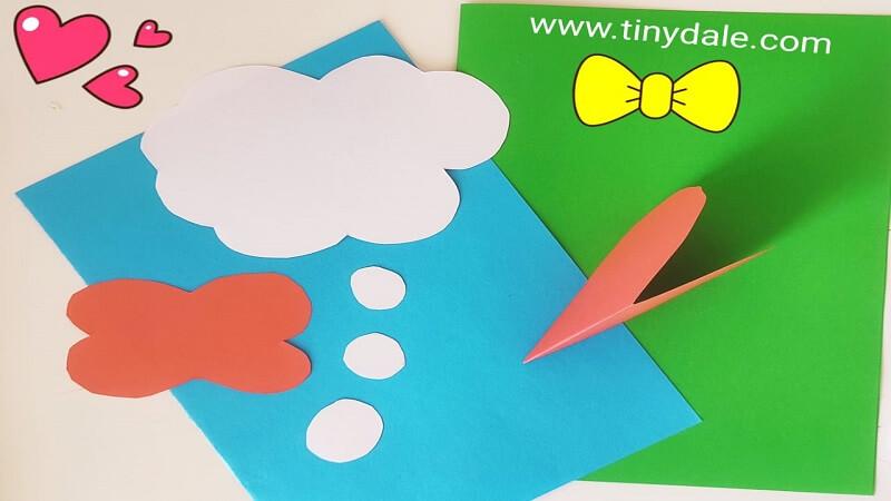 colored paper - tinydale