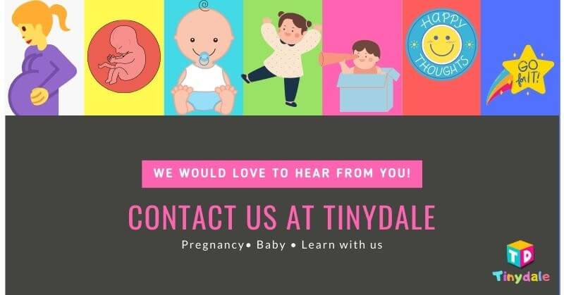 contact us at tinydale