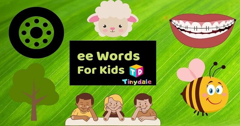 ee Words For kids