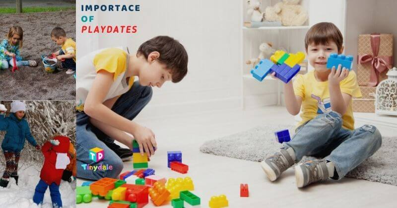 importance of playdates