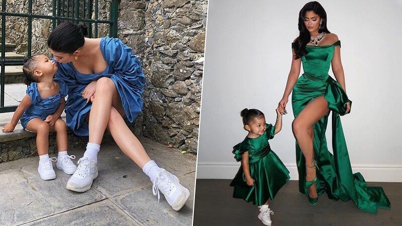 kylie-jenner-and-stormi Celebrity kids