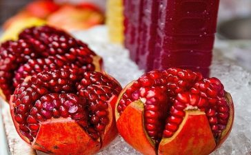 pomegranate benefits for health
